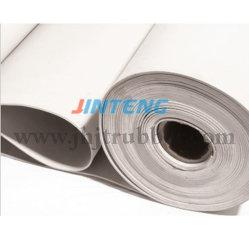 Белый лист резины пищевой категории ((NBR+EPDM+неопреновый чехол+SBR+натурального каучука в мастерской)