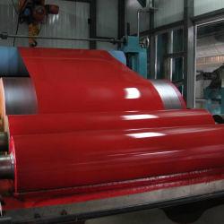 1250мм PPGI оцинкованной стали катушки с полимерным покрытием кровельных листов цинк утюг в мастерской