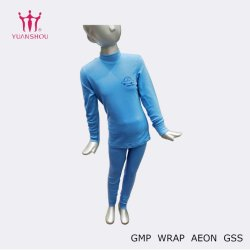 Kundenspezifisches bestes Preis-Ebenen-Baumwollkind/-mädchen/-junge/-kinder/Kind/Kind-Drucken gestickte Kleid-Klage