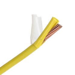 Витого медного провода ПВХ изоляцией нейлоновые пламенно Thhn/Thwn провод здание провод Нейлоновый кабель