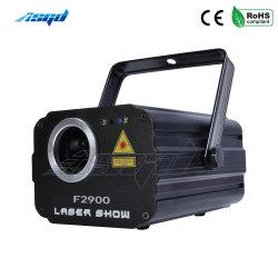 der 1800MW Laserlicht-DMX512 RGB farbenreiches Disco-Verein-Musik-Geräten-Träger-Licht Asgd Effekt-Stadiums-Beleuchtung-Scanner-Laser-DJ