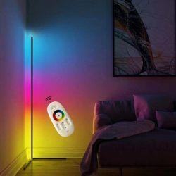 2021 telecomando RGB a LED regolabile a risparmio energetico Lampada/lampada da pannello a LED per interni ovale/ per illuminazione di bagni con balcone