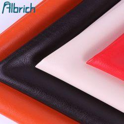 سعر رخيص مخصص للجلود التركيبي PVC لكيس اليد
