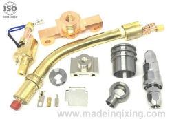 CNC de Delen van het Malen/het Draaien/van de Precisie voor Toorts van /Welding van de Auto van de Batterij van de Apparatuur van de Brand (de auto)