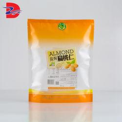 El Envasado al vacío para la tuerca y la carne Load-Bearing bolsa de embalaje resistente a pinchazos y bolsa de Stand up