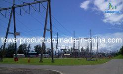 Structure en acier Megatro Substation (MG-ES010)