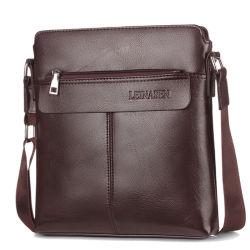 حقيبة اليد للرجال من جلد PU حقائب الرجال ماسنجر الكتف كروس بودي حقيبة