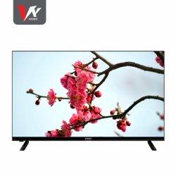 """LEIDENE van TV 43 """" LCD van het Huis van het Ontwerp van Frameless TV met de Functie van T2 S2"""