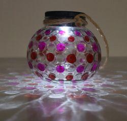 Mason Jar lámparas solares luces, luces LED Hada estrella estrellada Firefly Jar las luces, para el Patio al Aire Libre Jardín Mason Jar Mesa boda decoración linterna solar
