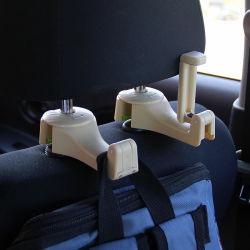 Universa Autohaken Handy-Halterung Halterung Fahrzeug Auto Rücksitz Halterung Für Kopfstützen