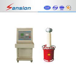Ölprüfungs-Transformator-Hochspg elektrische Wechselstrom-Gleichstrom-dielektrische Widerstands-Prüfungs-Einheit