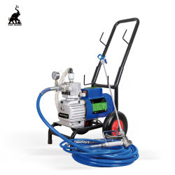 Pompa a diaframma di tensione G1021 220 per lo spruzzatore elettrico/spruzzatore di gestione elettrico 5L/Min della pompa a diaframma