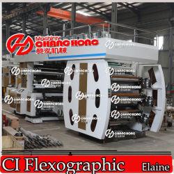 폴리에스테르섬유 Terylene Flexographic 인쇄 기계