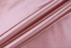 실크 스트레치 새틴 직물 직물 19m/M 먼지 핑크 95% 실크 스판덱스 5%