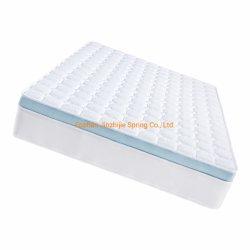 침실 또는 호텔 또는 홈 또는 매트리스 또는 제조자 또는 가구 기지철거 Tencel 직물 3D 매트리스 에서 상자 젤 기억 장치 거품 5 지역으로 구분하 포켓 감기 봄 매트리스