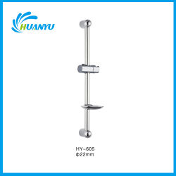 Hy-605 de plástico ABS de cuarto de baño ducha Brazo Elevador Barra deslizante