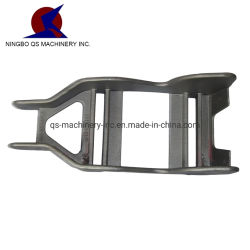 China Stahlguss-Gießerei mit eigener Machiningshop, Real Precision Investment Casting Hersteller