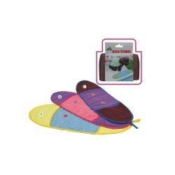 Pet Polyester commune Salle de bain Serviette de séchage de lavage pour chat chien