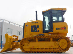 14la tonne d'un suivi de commande radio Escarificador Shantui Bulldozers ferme DH13-K2