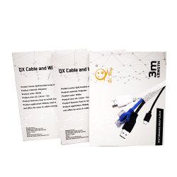 데스크 PC용 화이트 케이블 슬리브 커버 코드 관리 시스템 TV 컴퓨터 프로젝터 와이어 보호