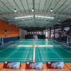 Il PVC mette in mostra la stuoia della pavimentazione per la corte di Kabaddi Pickleball di volano di tennis di pallavolo di pallacanestro