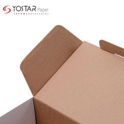 Commerce de gros bon marché de l'emballage en carton personnalisées Express boîte pour vêtements Chaussettes de chemise