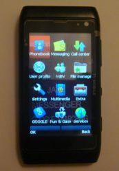 WiFi и TV мобильный телефон (N8)