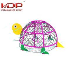 Kundenspezifische Sicherheit scherzt im Freienspielplatz-Seil-kletterndes Netz