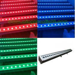 ホットセール! ! ! 18 × 3W IP65 LED RGB バー( YS-402 )