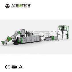 Aceretech Pepp Film Reciclagem Máquina de granulação