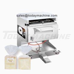 China Máquina de embalaje de amarre de torsión