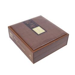 Faltender Papierkasten für Luxuxprodukt-Paket