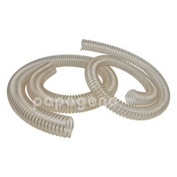 PU Air Ducting Hose mit Steel Spiral Collection Hose