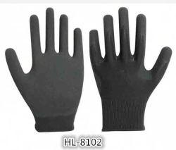 13Gナイロン乳液のサンディの手袋