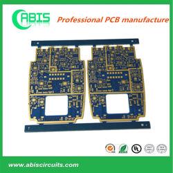 100% E-Test PCB FR4 utilisé dans les voitures, une installation médicale, Consumer Electronics etc.