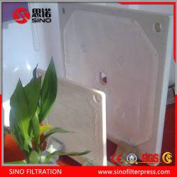 China PP rebajado de la Cámara de Fabricante de la placa de filtro prensa