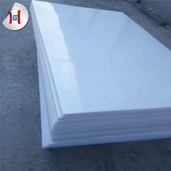 Feuille de plastique Board/feuille PEHD/plaque