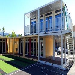 Het Leven van het Huis van de Lage Kosten 20FT/40FT van de luxe het Modulaire PrefabLeven van het Gebruik van het Huis Lange