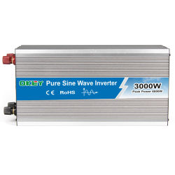 Transformator-eingebaute Aufladeeinheits-reiner Sinus-Wellen-Energien-Inverter 3000W