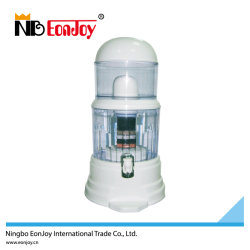 L'eau minérale pot avec différentes tailles de 12L pour 28L