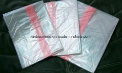 Sacchetti per bucato Rosso solubile e controllo chiaro delle infezioni