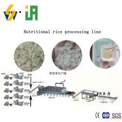 Heißer Verkaufs-Ernährungsfrühstückskost- aus Getreidestab-aufbereitende Zeile Reis-Kuchen-Maschine