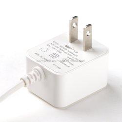 12V500mA/5 V1000mA Puissance de commutation de l'adaptateur chargeur de batterie pour ordinateur portable Adaptateur AC DC avec PSE Approbations