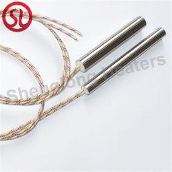Pequeno diâmetro em aço inoxidável Cartucho Industrial Vela de elemento de aquecimento elétrico