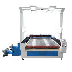 جهاز CCD عالي بالليزر آلة قطع التفريز آلة التقطيع