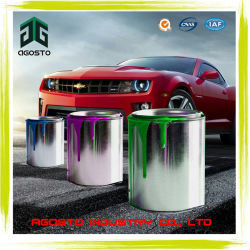 Pintura multifacetada do carro do pulverizador de aerossol para a superfície de borracha