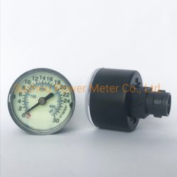 ABS Material Medical Gauge 30ATM per gonfiatore a palloncino