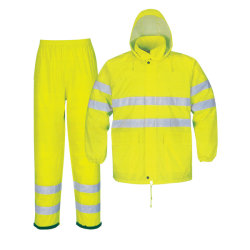 Peça de vestuário de segurança de protecção com retardador de chama e a Fita Refletora