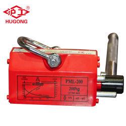 100kgs-10000kgs Feuille de tôles en acier de l'équipement de levage élévateur magnétique permanent