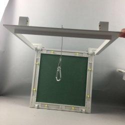 알루미늄 합금 천장에 의하여 숨겨지는 점검판 천장판